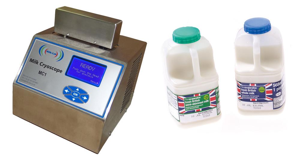 Milk-Cryoscope-Milk